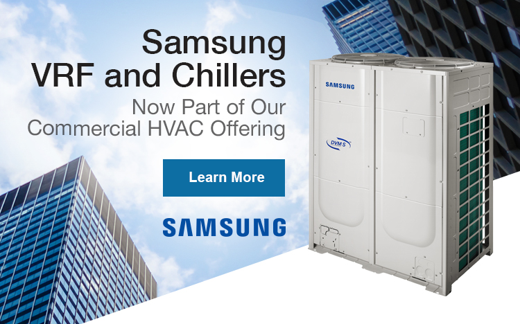 Samsung VRF and Chillers