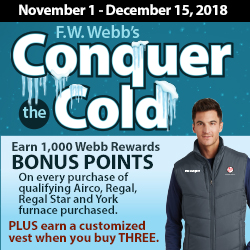 Conquer the Cold Furnace Promotion