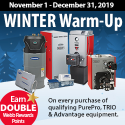 PurePro Winter Warmup Promotion